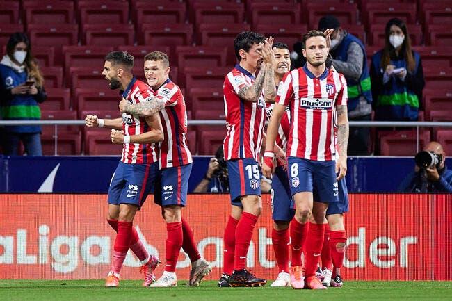 Liga : L'Atlético fait un grand pas vers le titre