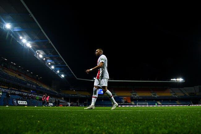 PSG : Mbappé rectifie le tir sur Instagram