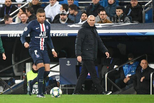 Madrid : Mbappé hésite, Zidane connaît le secret !