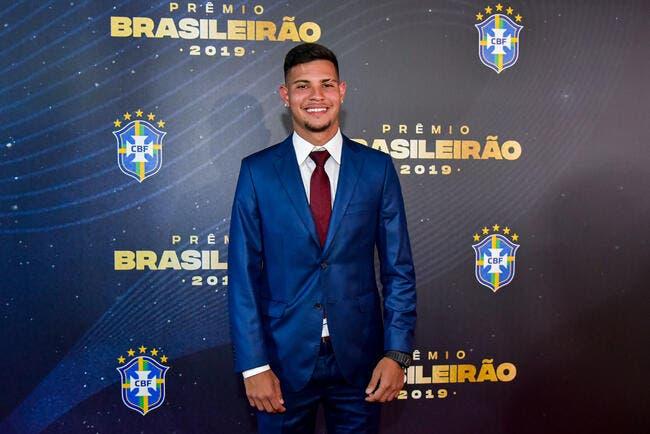 OL : Bruno Guimaraes fera les JO avec le Brésil