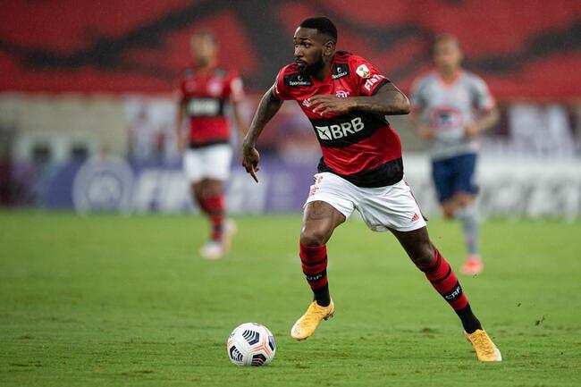 OM : 25ME sur un Brésilien, Longoria attaque !