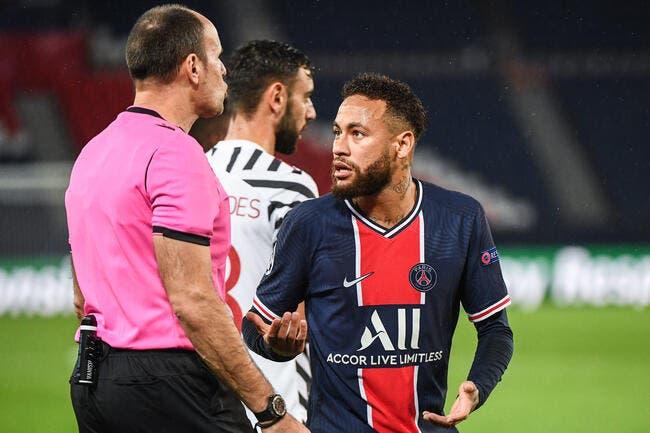 PSG : Neymar, Ballon d'Or des suspensions à Paris !