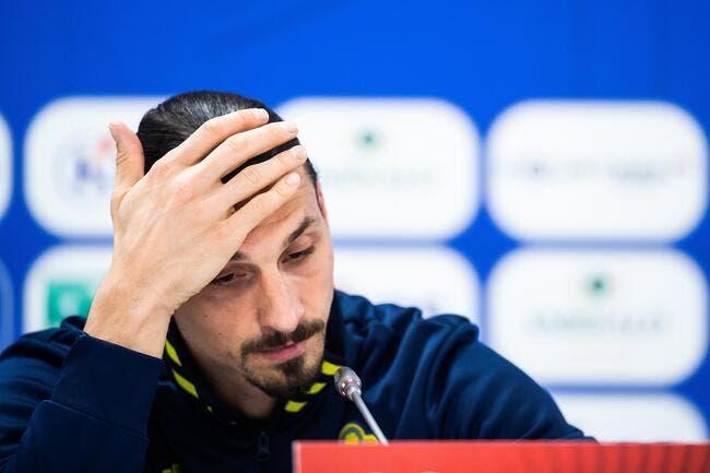 Euro 2021 : Ibrahimovic forfait avec la Suède !