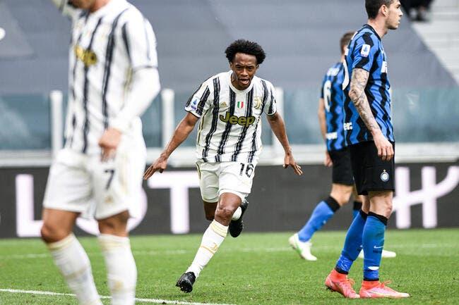 Ita : La Juventus dompte l'Inter, la VAR en folie
