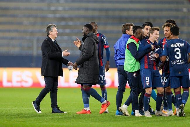 L2 : Clermont en Ligue 1, miracle pour Caen