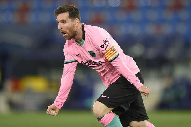 Ang : Lionel Messi prêt à se brader pour Guardiola