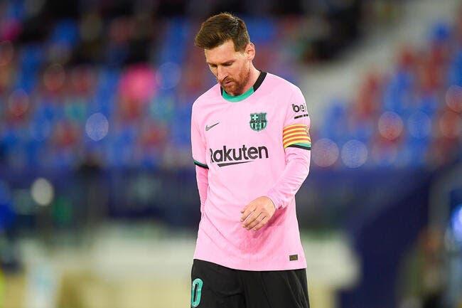 Barça : Messi au PSG, il ne doit plus hésiter
