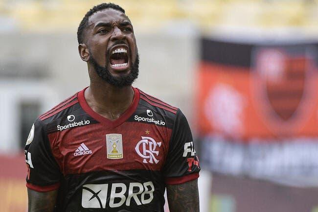 Gerson, Flamengo ouvre la porte à l'OM !