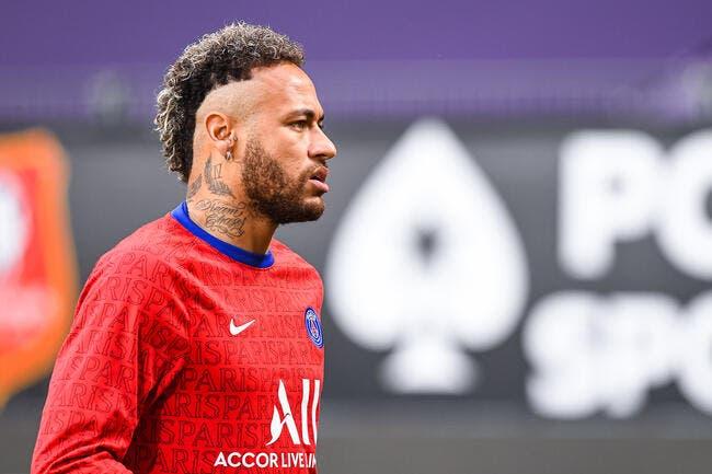 Neymar, sa sécurité évite un souci énorme en pleine nuit !