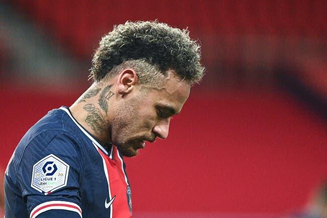 PSG : Paris fait appel pour avoir Neymar en finale