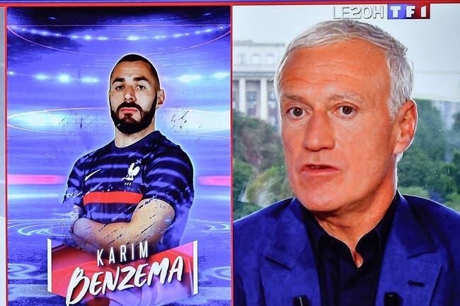 EdF : Didier Deschamps révèle sa réunion secrète avec Karim Benzema