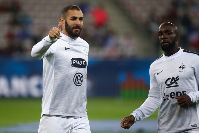 EdF : Karim Benzema portera le numéro 19 à l'Euro