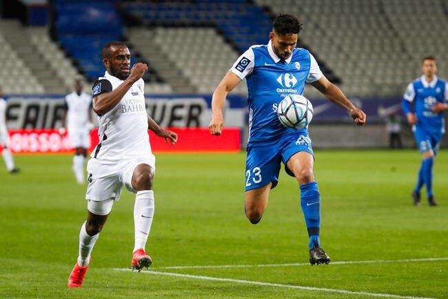 Play-offs : Grenoble sort le Paris FC