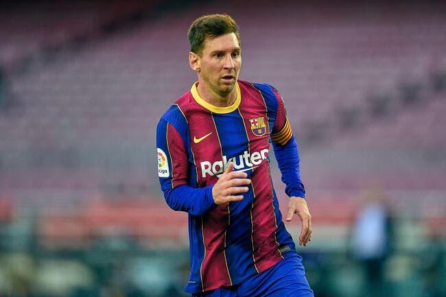 Barça : Lionel Messi au PSG, Laporta croit au bluff