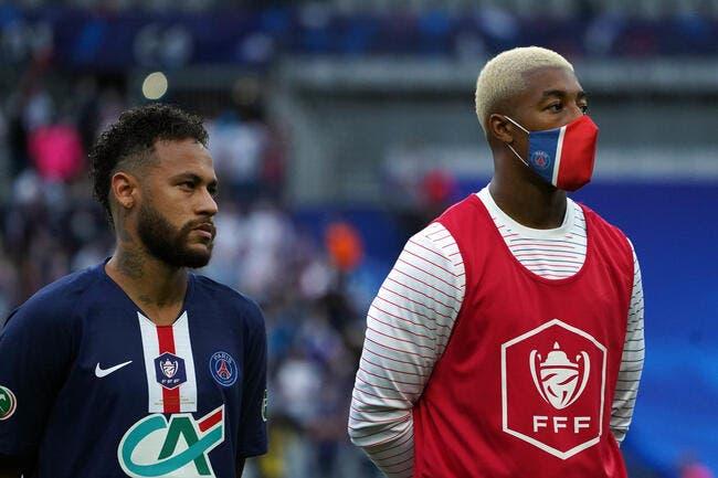 PSG : Neymar et Kimpembe suspendus contre Monaco !