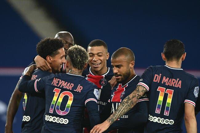 PSG : Neymar plus aimé que Mbappé, l'improbable explication