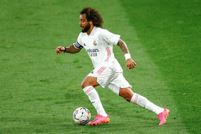 Mercato : Marcelo plante l'OL et Cristiano pour Beckham