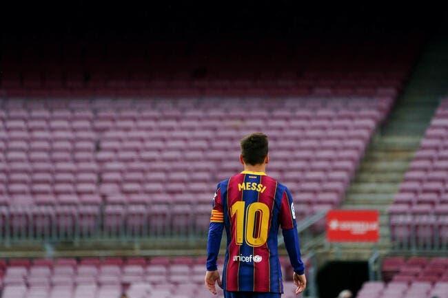 PSG : L'argent y coule à flot, le clan Messi vote Paris