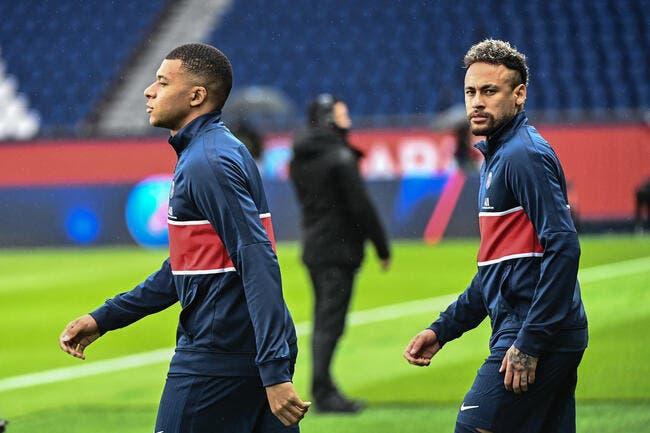 PSG : Mbappé pose problème, pas Neymar