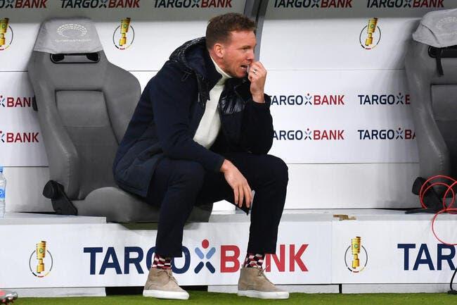 All: Le zéro pointé de Nagelsmann pose problème au Bayern
