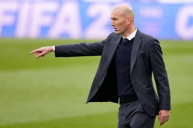 Esp : Zidane et le Real Madrid, réponse dans quelques jours !