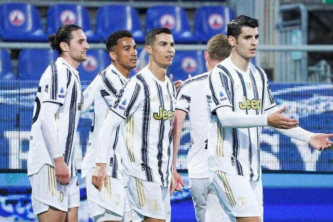 Ita: Cristiano Ronaldo préfère la C1 à la Juventus