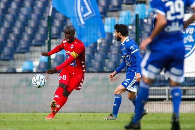L2/Nat : Niort sauve sa place en Ligue 2