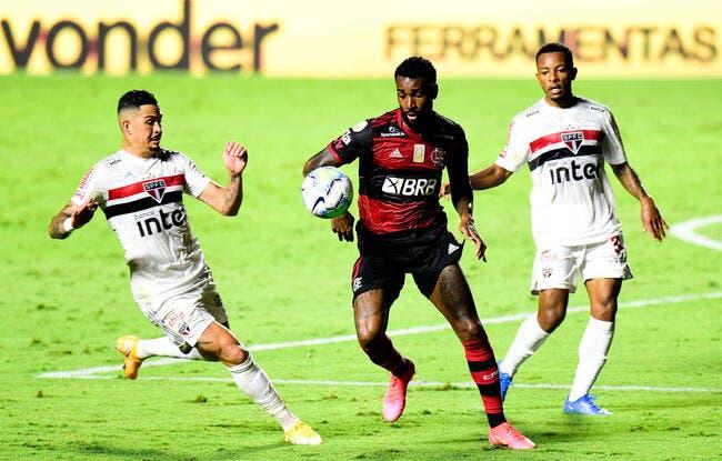 OM: Gerson et Flamengo, un problème à 35ME !