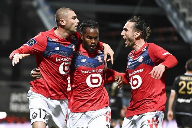 L1 : Lille champion, le podium pour Monaco, Nantes barragiste