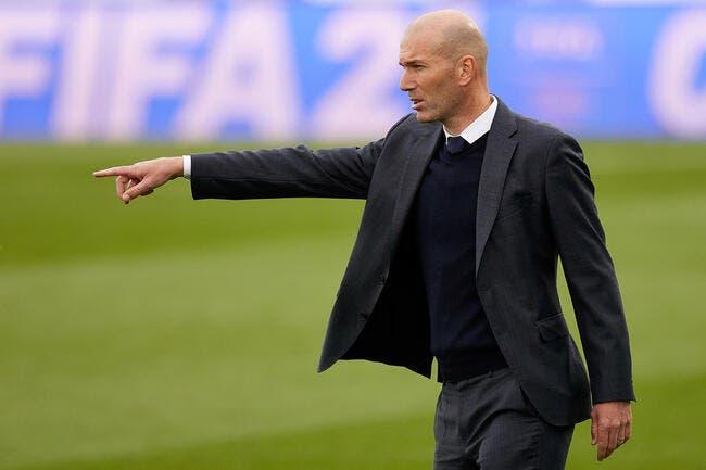 Real Madrid : Accord à l'amiable Zidane c'est fini