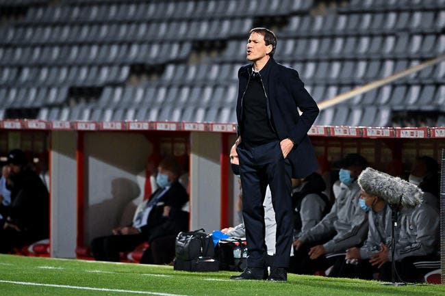 Lyon : Rudi Garcia confirme son départ