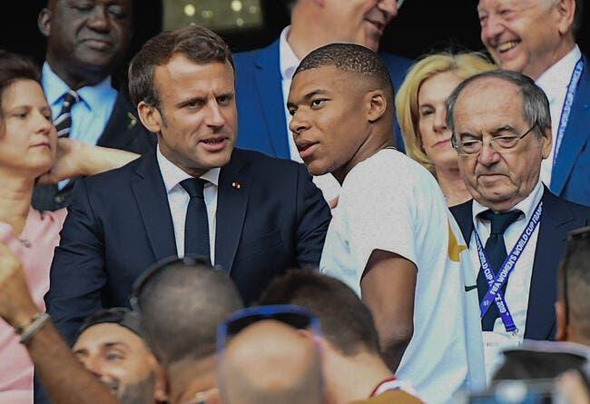 OM : Kylian Mbappé déçoit Emmanuel Macron