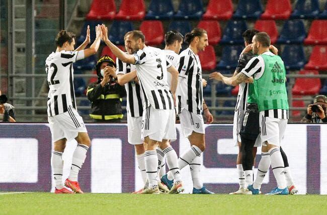 Serie A : La Juventus arrache la Ligue des Champions !