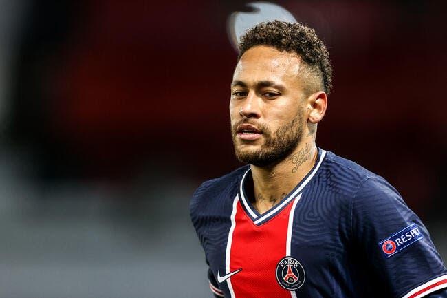 Esp : Neymar et le Barça font la paix !