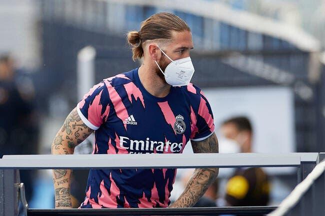 Esp : Ramos et le Real victimes d'un complot anti-Madrid ?