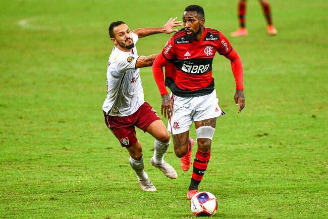 Gerson à l'OM, Flamengo confirme pour Marseille !