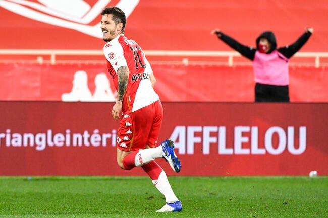 L1 : Jovetic quitte Monaco libre