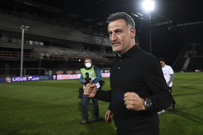 L1 : Lyon ou Nice, Galtier hésite encore !