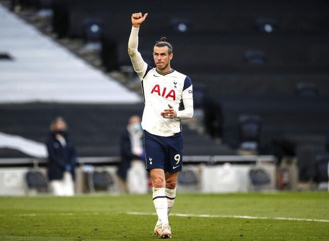 Esp : Le golf plutôt que le Real, Bale a tranché