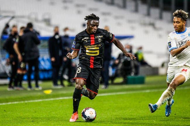 L1 : 100 ME pour Doku, Rennes va réfléchir