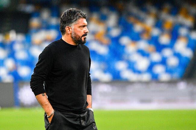 Officiel : Gattuso entraineur de la Fiorentina