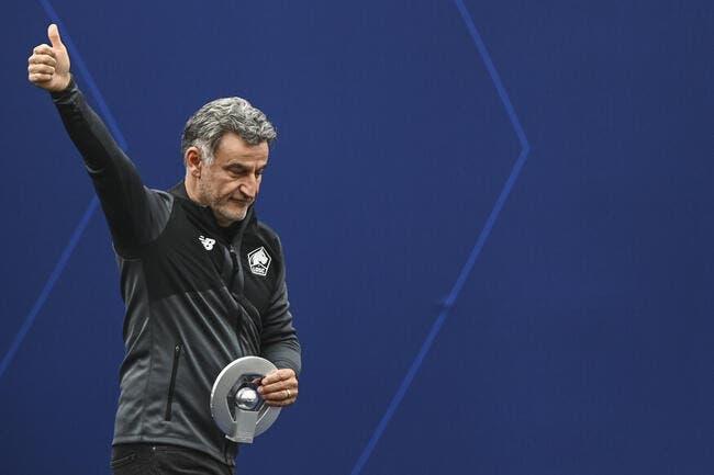 OL : Galtier fonce vers Nice, Juninho décisif