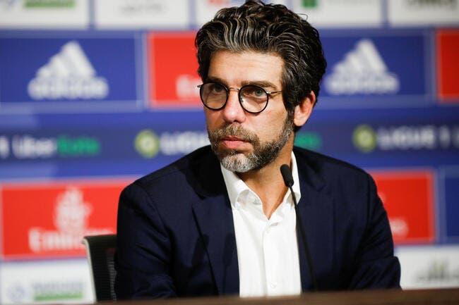 OL : Juninho est imbuvable, Garcia vide son sac