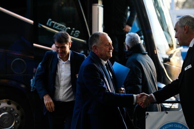 Lyon : Un coach français, Aulas accusé