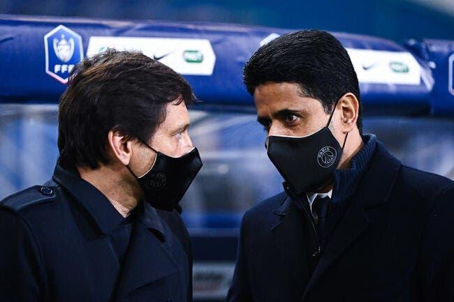 PSG : Kevin Diaz met Al-Khelaïfi sous pression