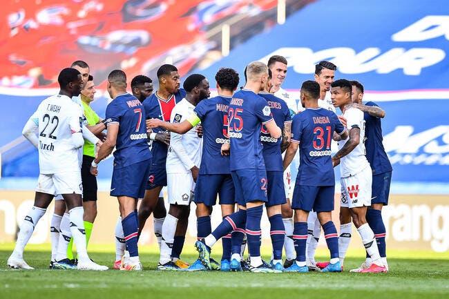 PSG : Mbappé a menti, Lille accuse
