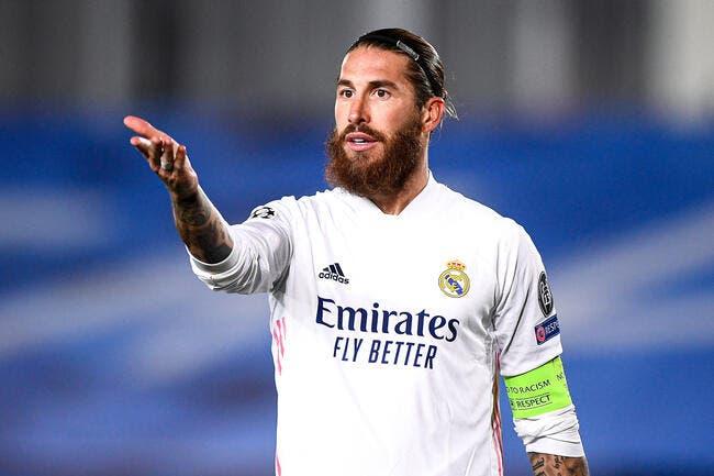 Esp: Ramos au PSG, le Real Madrid lui laisse une dernière chance