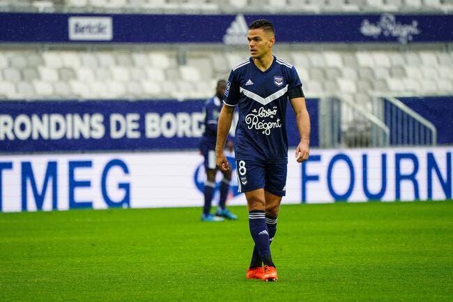 L1 : Ben Arfa viré, Bordeaux avait tout prévu