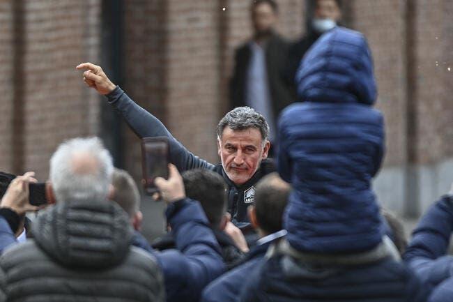 Lyon : Daniel Riolo vote Christophe Galtier !