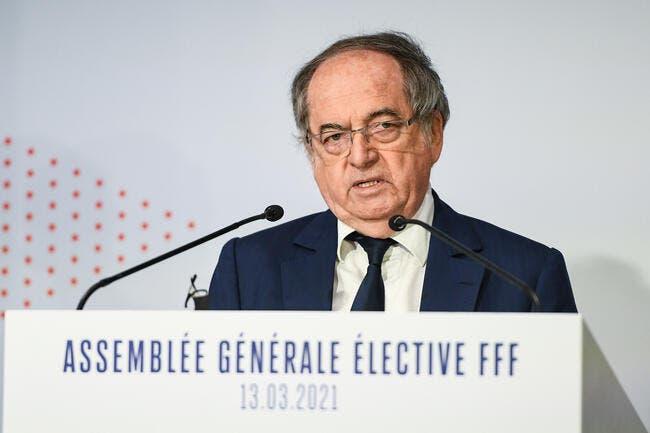 EdF : « Une bande de faux-culs », Larqué détruit Le Graët